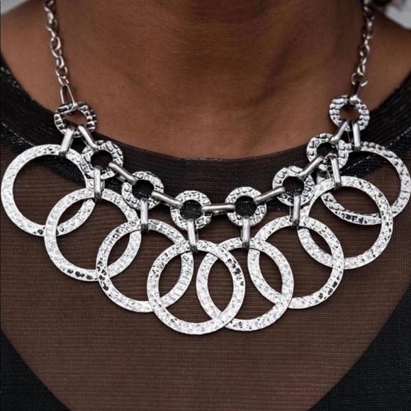 J48 Silver Necklace